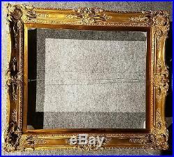 4 Gold VINTAGE ANTIQUE FINE HAND-CARVED PICTURE FRAME Frames4art 1410G 20x24