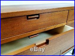 Danish Sideboard Chest of Drawers 60s 70s Mid Century Vintage