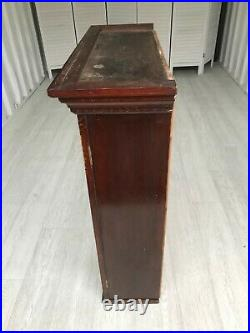 Early 20th Century Frys Chocolate Display Cabinet Vintage Retro Antique