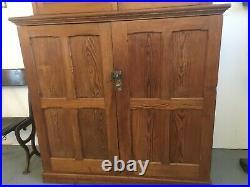 Edwardian cabinet, Kitchen, Haberdashery, Dresser, Antique, Vintage, shop