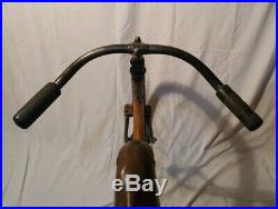 Extremely Rare Scarce Antique/vintage Wood Frame Bike Bicycle. Allwood/chilion