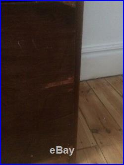 Haberdashery Tall Boy, chest of drawers, vintage. North London