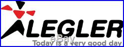 Legler Doll's Pram Vintage Grey 8771