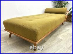 Mid Century Bentwood Day Bed Sofa, Vintage Retro SP25#