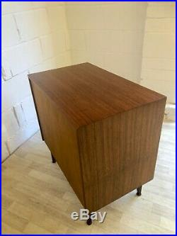 Midcentury Vintage Chest of Drawers Teak Meredew (delivery avail)