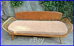 VINTAGE ERCOL SOFA DAYBED UK Delivery Available Mid Century Modern Furniture