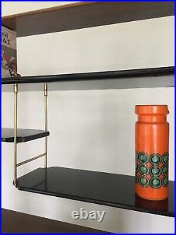 VINTAGE G PLAN LIBRENZA ROOM DIVIDER MID C CREDENZA CABINET SIDEBOARD 50s 60s