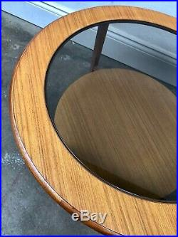 Vintage 1960s Nathan Astro Teak Coffee Table. Danish Retro G Plan. DELIVERY