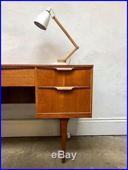 Vintage Austinsuite Teak Desk. G Plan Danish Retro Mid Century. DELIVERY