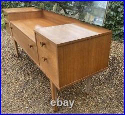 Vintage MID Century Teak Dressing Table