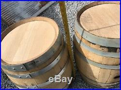 Vintage OAK/ WOOD BARREL KEG CASK whisky Whiskey or wine 15 gallon
