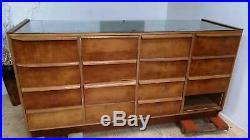 Wonderful Vintage haberdashery cabinet